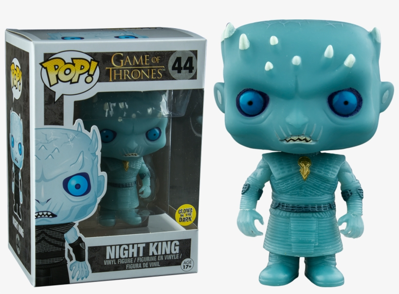 Game - Game Of Thrones Night King Pop, transparent png #628603