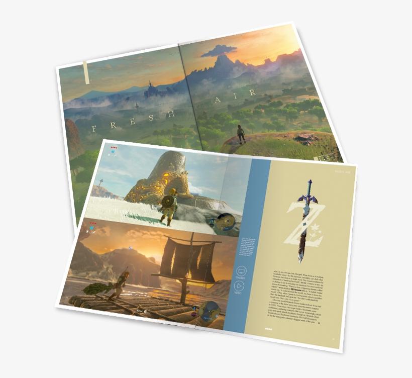 21 Jul - Legend Of Zelda Breath Of The Wild Limited Edition, transparent png #6200162