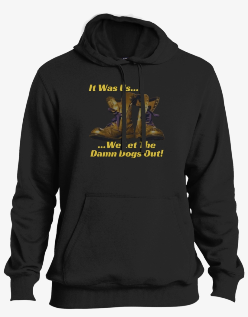 Omega Dogs Out Tee Thick Pullover Hoodie - Mom Shirts My Mom's Wings Cover My Heartx, transparent png #6214140
