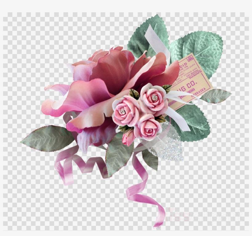 flower vintage no background clipart garden roses floral gambar bunga tanpa background free transparent png download pngkey flower vintage no background clipart
