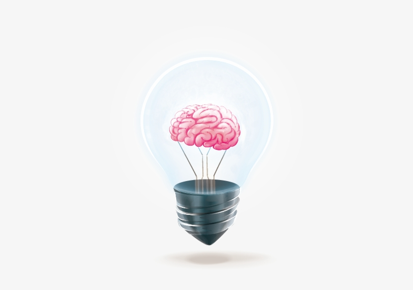 Incandescent Light Incandescence Brain Transprent Png - Incandescent Light Bulb, transparent png #6220755
