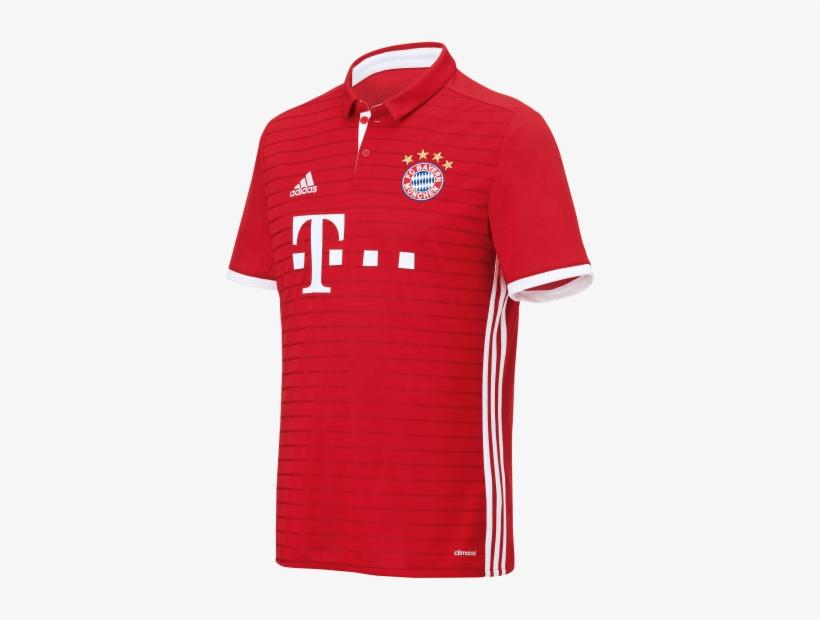 93ee4c43b Fc Bayern Shirt Kids Home 16 17 - Premier League Jerseys 2018 19 ...