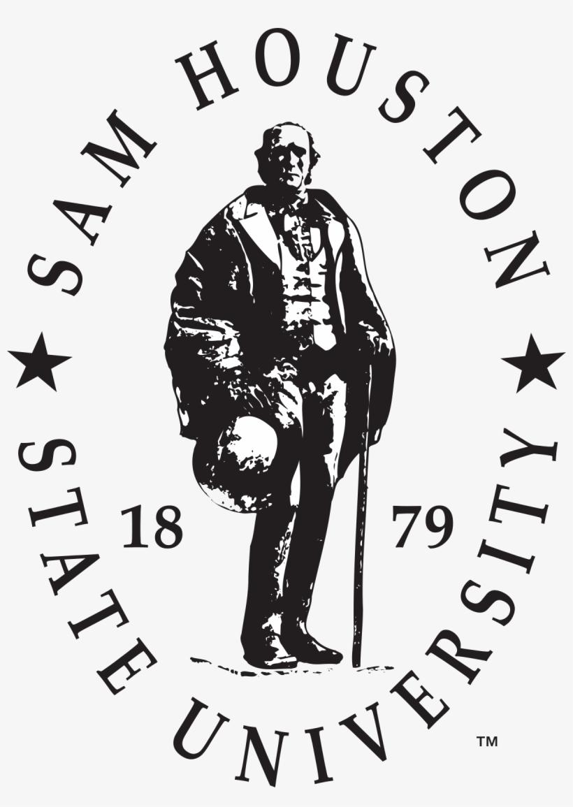 Banner Download Pawprint For Free Download On Mbtskoudsalg - Sam Houston State University Seal, transparent png #6227851