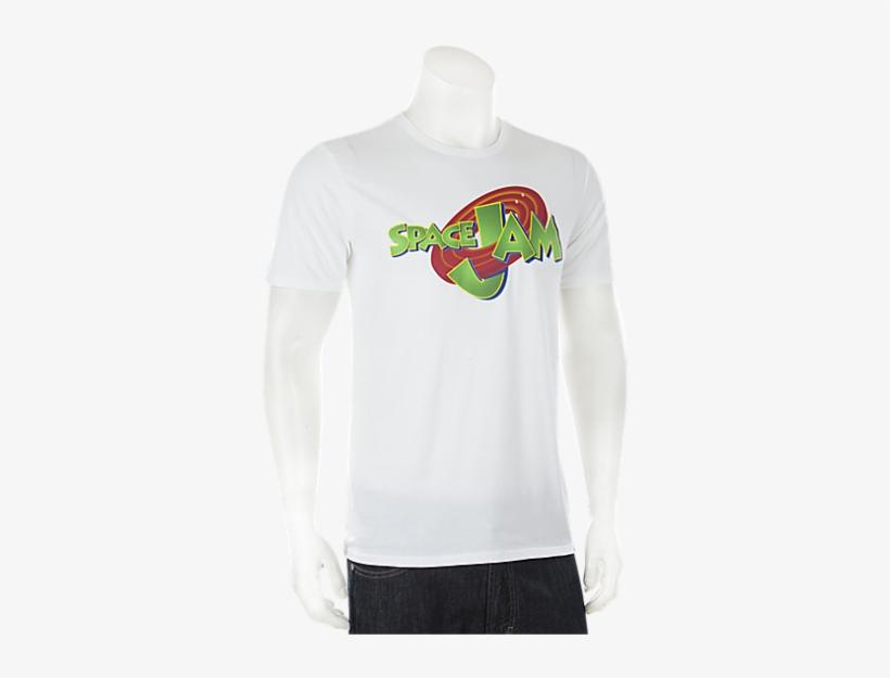 Men's Jordan T-shirt Short Sleeve Aj 11 Space Jam Athletic - Jordan 11 Retro Space Jam T-shirt Mens Style : 845000, transparent png #6230499