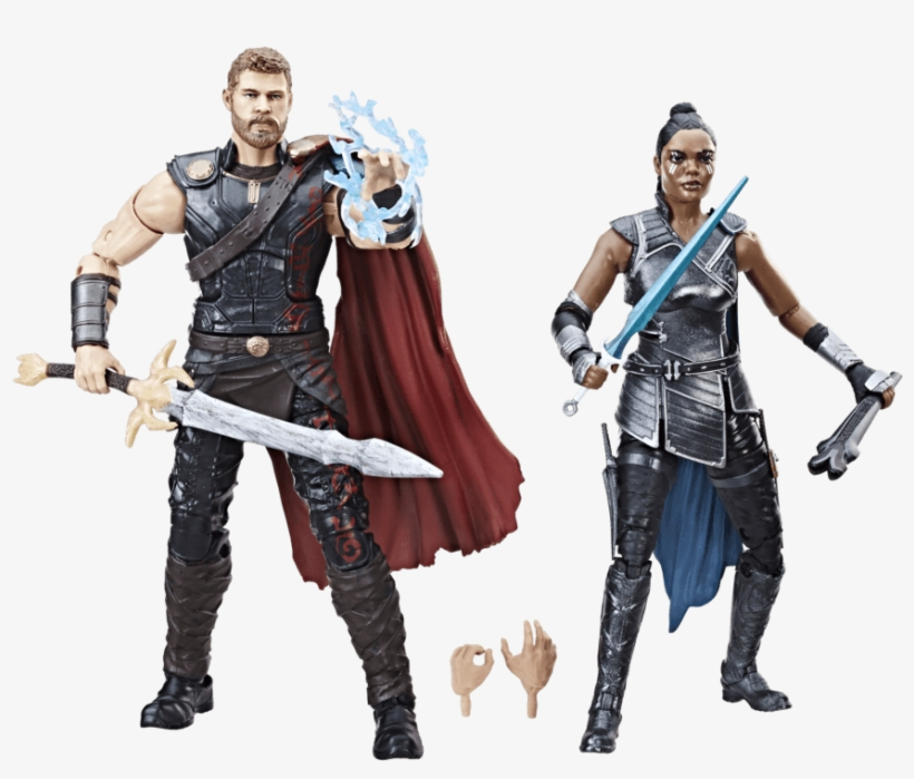 If You're Looking For A Helmet Less Version Of Thor, - Thor Ragnarok Action Figures, transparent png #6243511