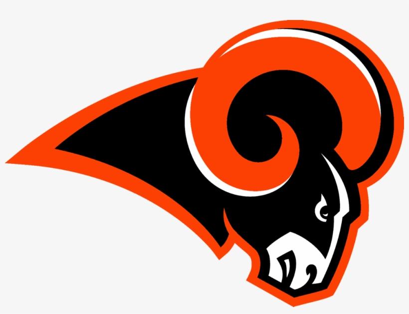 Mineral Ridge Rams - Los Angeles Rams Logo 2018, transparent png #6251990