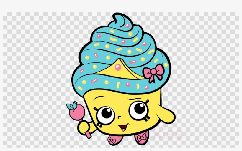 Shopkins Coloring Page Free Clipart Coloring Book Colouring - Shopkins Png  - Free Transparent PNG Download - PNGkey