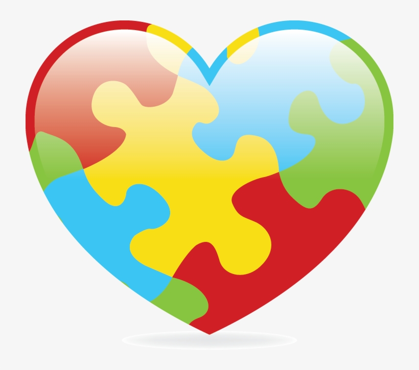 Ten Key Facts About Autism - Autism Awareness Facebook Profile, transparent png #6277913