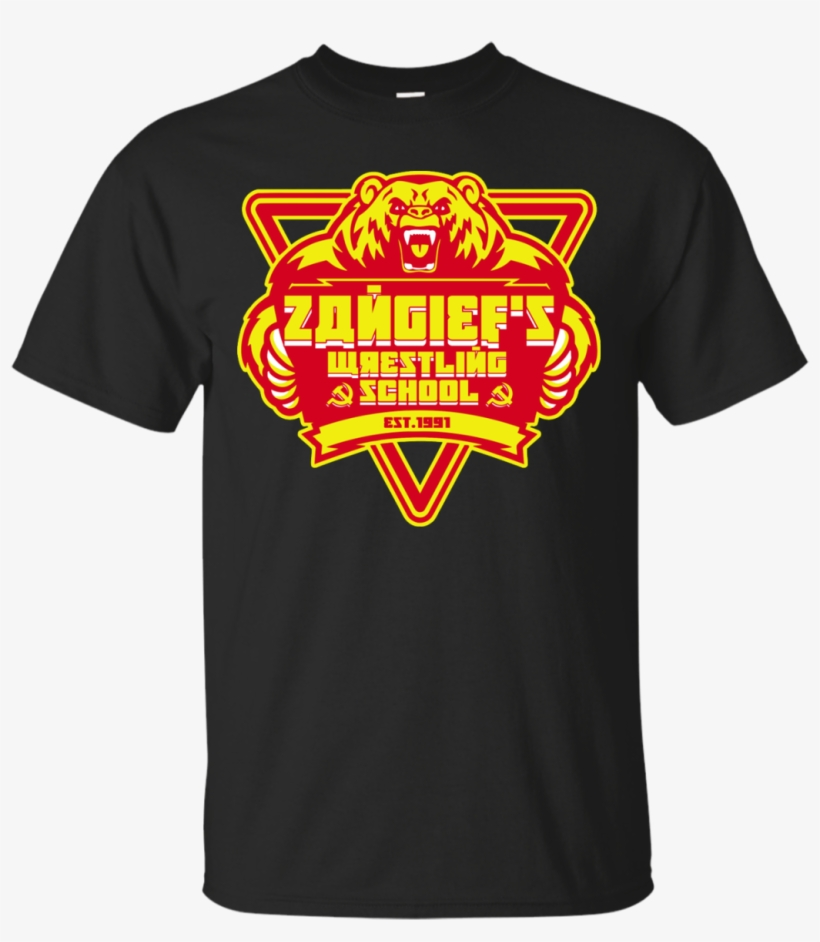 Zangief's - Full House Wu Tang Shirt, transparent png #6281956