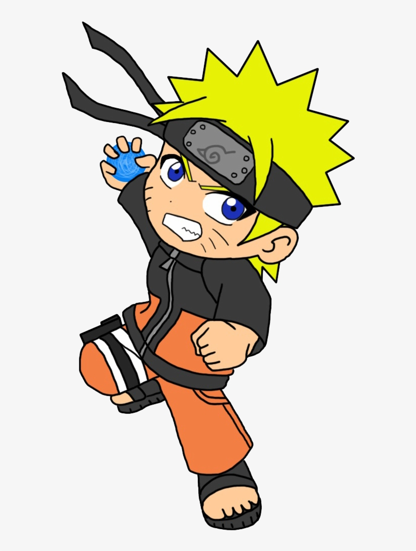 Hinh Anh Naruto Chibi, transparent png #6283316