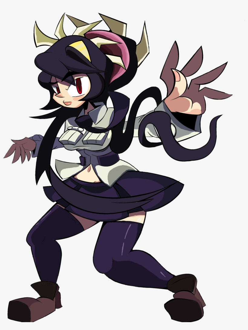 Drew Filia For A Skullgirls Collab I'm Doing With A - All Poster Skullgirl, transparent png #6294399