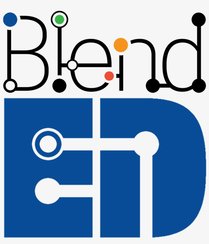 Connect With Blended Learning - Blended Learning, transparent png #6294461