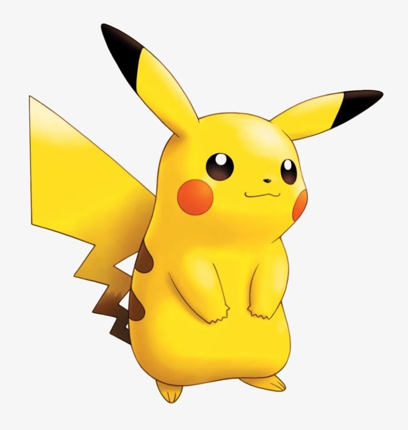 Pokemon Dungeon Png High-quality Image - Pokemon Pikachu Original, transparent png #6298141