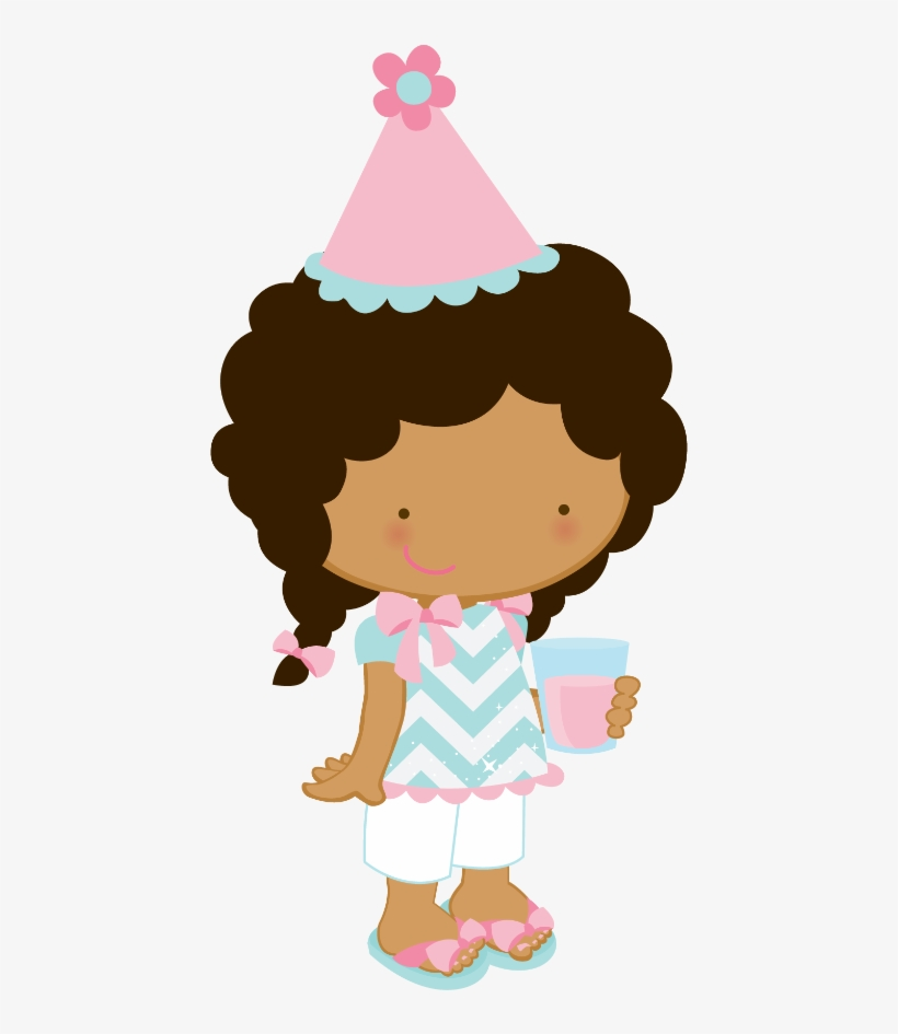 Happy Birthday Girl Clipart At Getdrawings - Birthday Party Girl Clipart, transparent png #632851