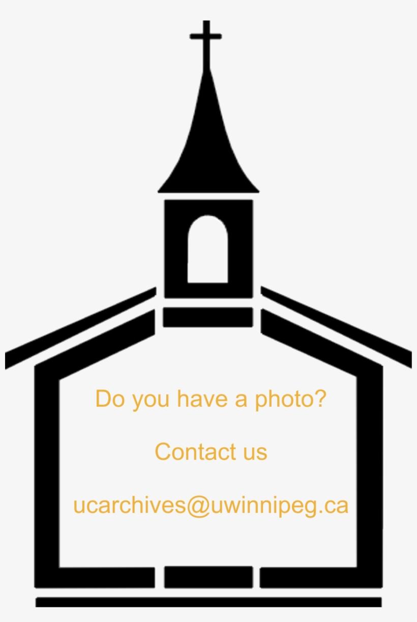 Jpg Transparent Stock Buildings B - Church Map Icon, transparent png #633081