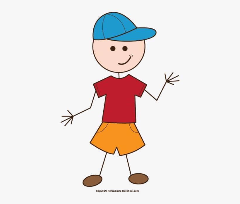 Clipart Freeuse Stock Stick People Pinterest Figures - Boy Cartoon Stick Figure, transparent png #633564