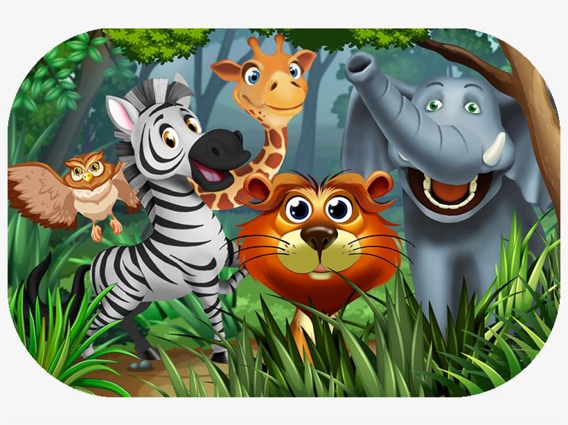 Animal Kingdom - Animal Kingdom Cartoon, transparent png #633662