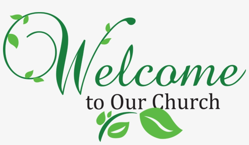 Welcome To Our Church Png Clip Freeuse Library - Church Come Grow With Us, transparent png #634178