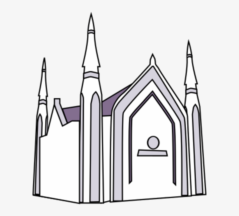 Church - Iglesia Ni Cristo Drawing, transparent png #634375