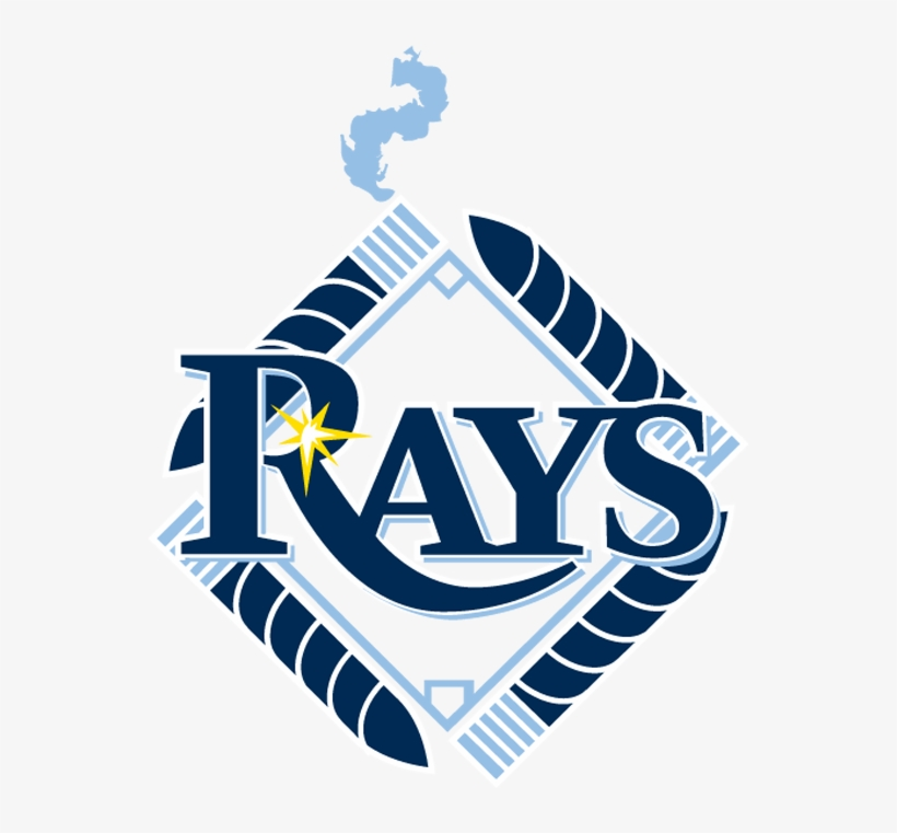 Tampa Bay Rays Png Photo - Tampa Bay Rays Logos, transparent png #635408