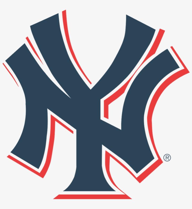 Ny Yankees Logo - Logos And Uniforms Of The New York Yankees, transparent png #635928