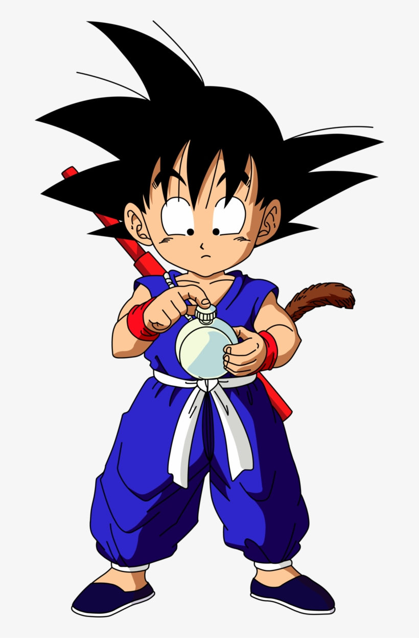Dragon Ball - Kid Goku - Dragon Ball Kid Goku, transparent png #636509