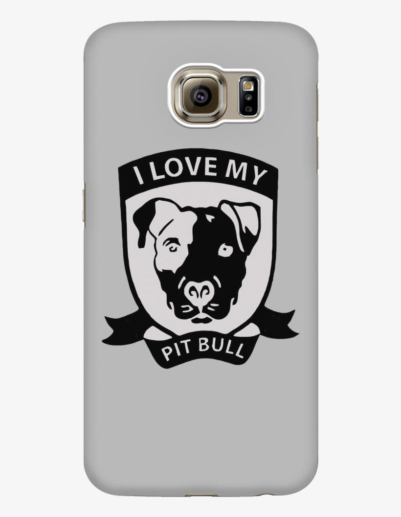 I Love My Pitbull - Stebears I Love My Pitbull Laptop Decal Sticker Back, transparent png #6321243