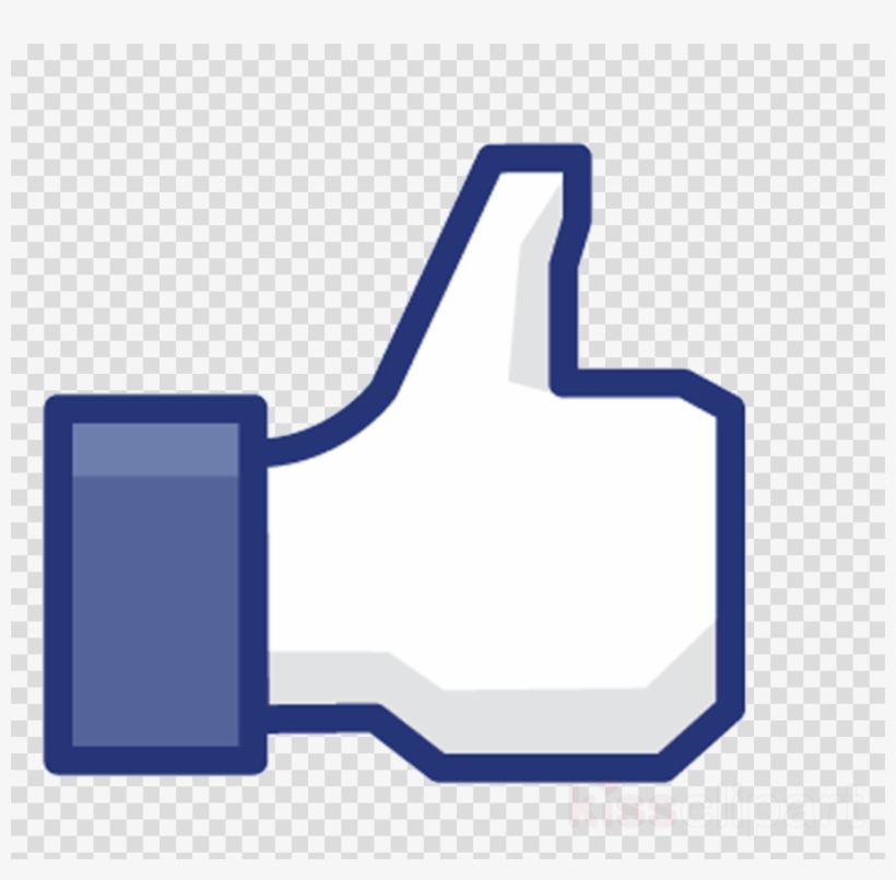 Facebook Like Icon Png Clipart Facebook Like Button - Facebook Thumbs Up Icon Png, transparent png #6322502