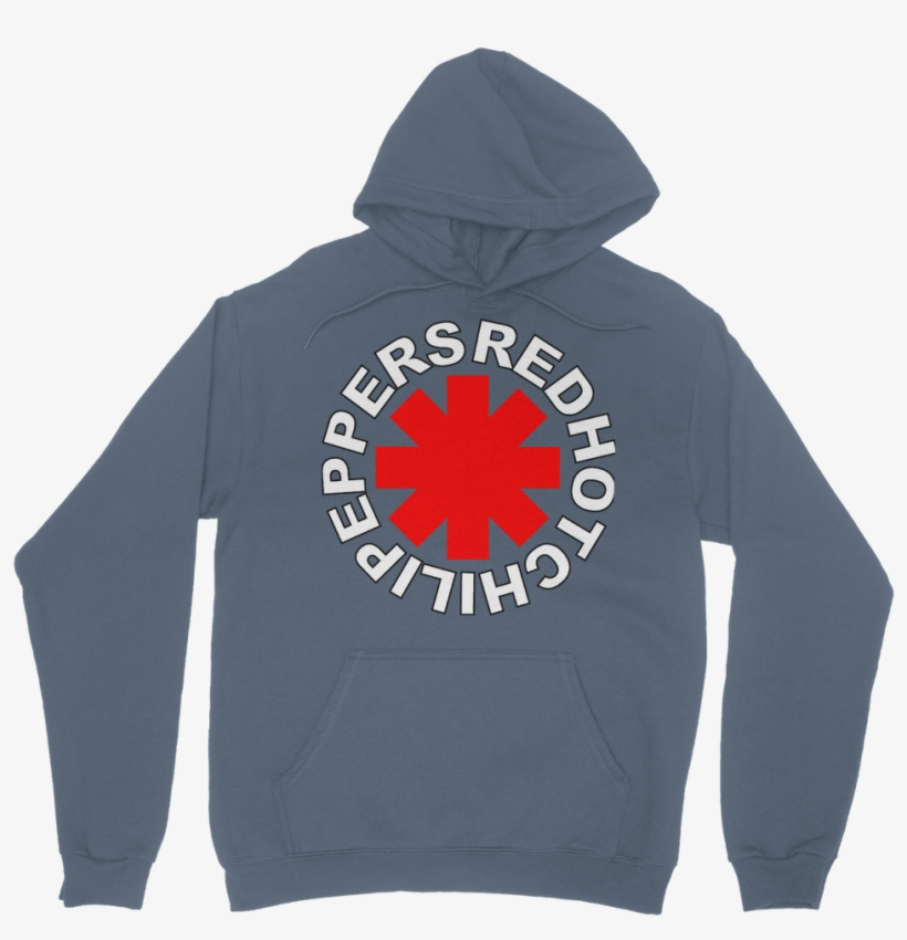 Red Hot Chili Peppers 1 classic Adult Hoodie - Red Hot Chili Peppers, transparent png #6337827