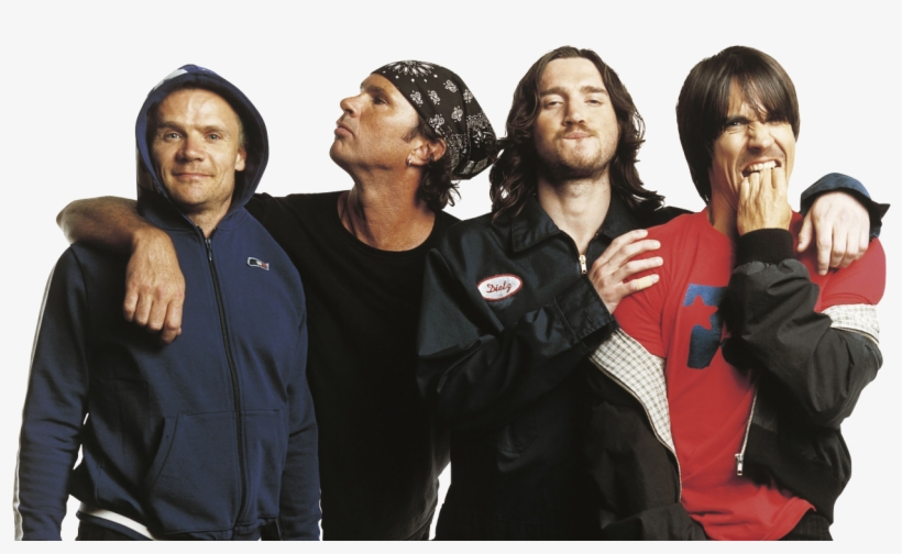 Red Hot Chili Peppers, transparent png #6338058