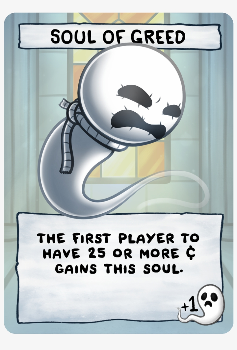 """The Game Has Some """"alternate Win"""" Conditions To Help - Binding Of Isaac Four Souls All Cards, transparent png #6346567"""