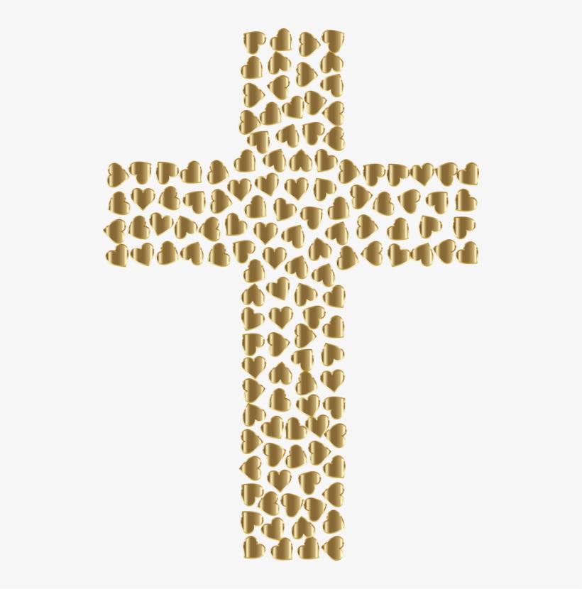 Christianity Baptism Christian Cross Christian Symbolism - Christianity Red Cross Symbol, transparent png #6348694