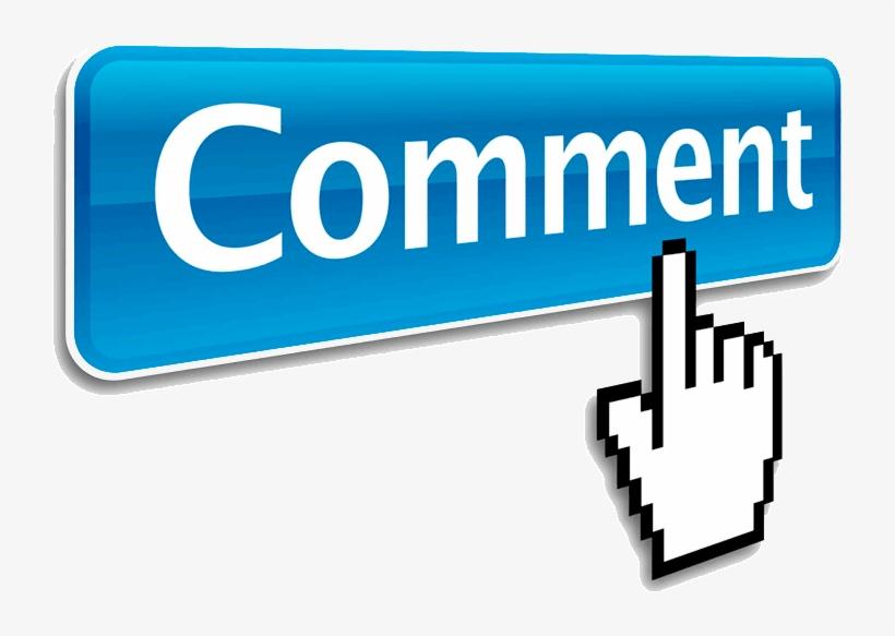 Tecnico - Youtube Comment Button Transparent - Free