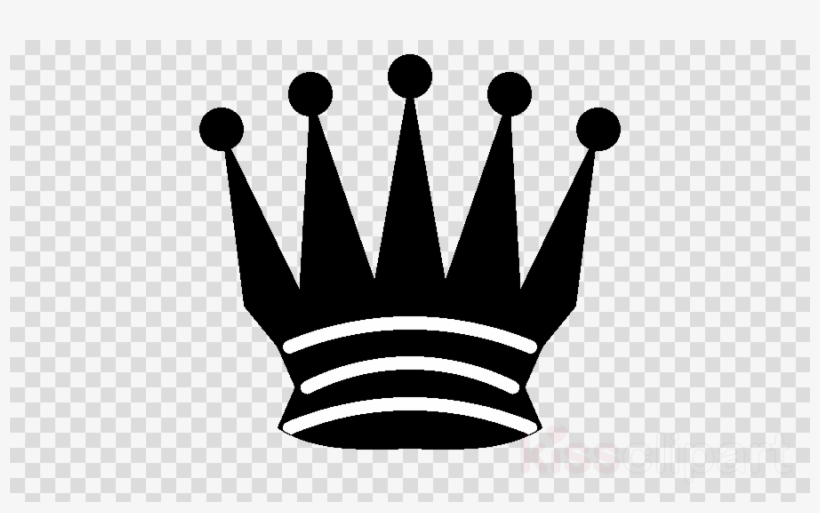 King Queen Chess Symbol, transparent png #6377046