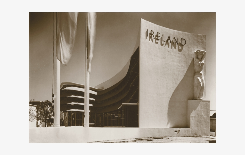 Modern Ireland In 100 Artworks - Irish Pavilion For The New York World Fair In 1938, transparent png #6378601