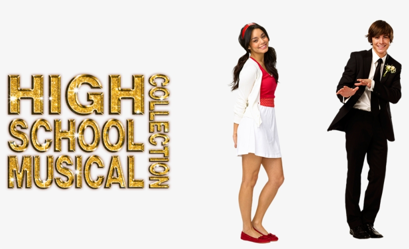 High School Musical Collection Image - Vanessa Hudgens Signed High School Musical 11x14, transparent png #6383371