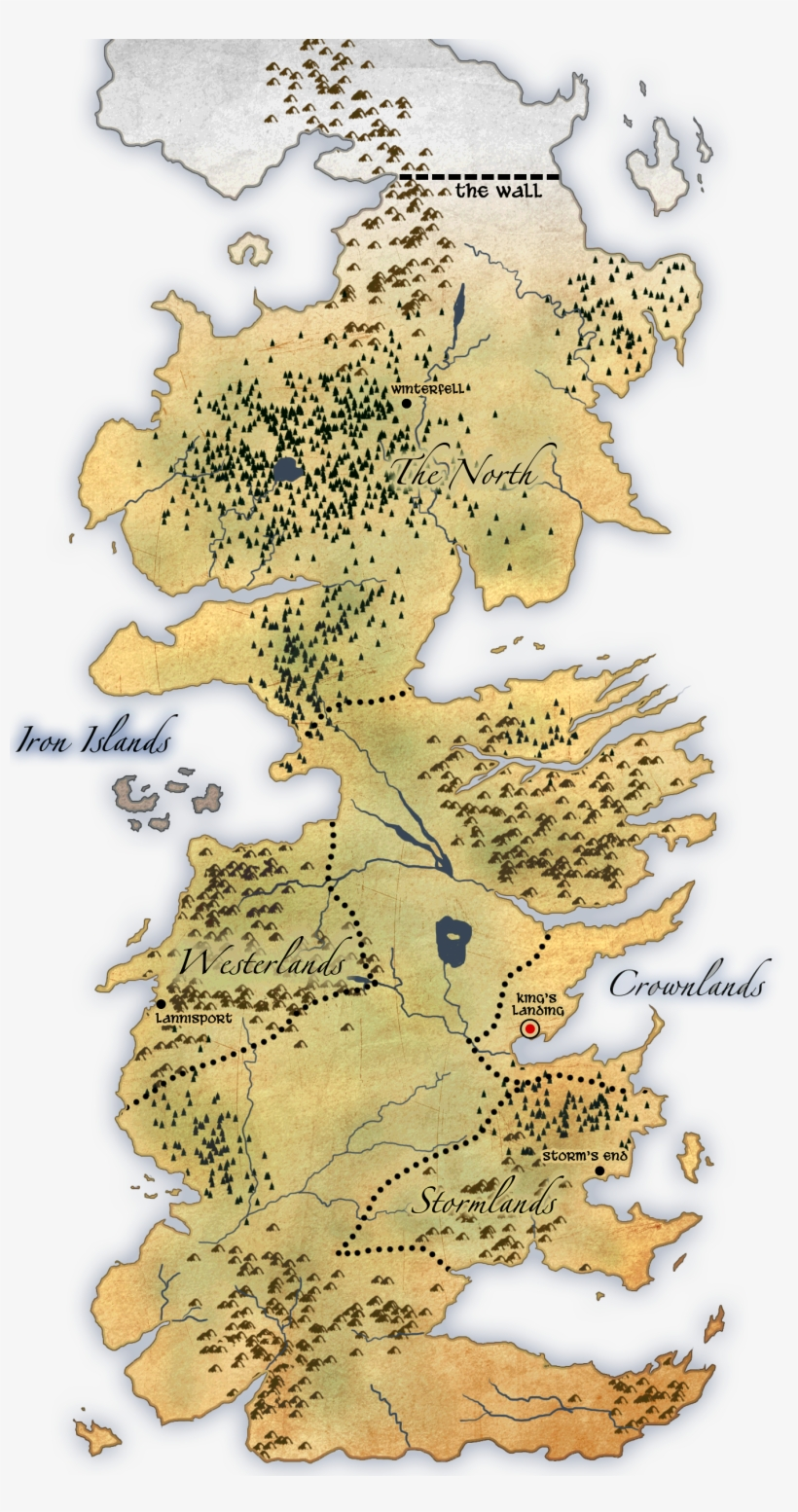 Westeros Karte Hd.Westeros Map Free Transparent Png Download Pngkey