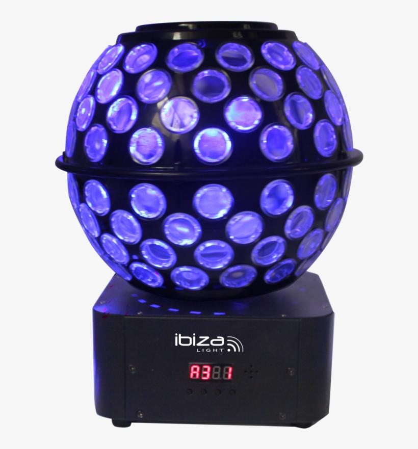 Ibiza Light Starball-gb Dual Lighting Effect, transparent png #640309