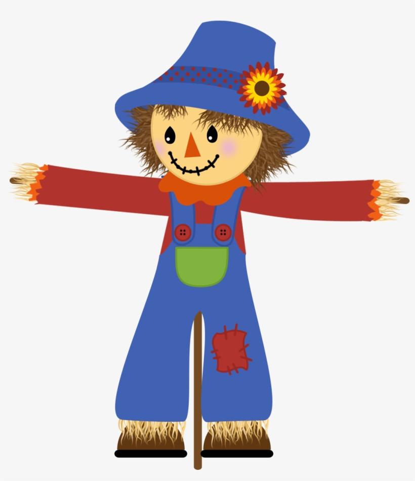 Google Search - Cute Scarecrow Clip Art, transparent png #641164