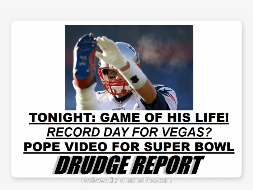 Do Not Love The World Or Anything In The World - Drudge Report, transparent png #641644