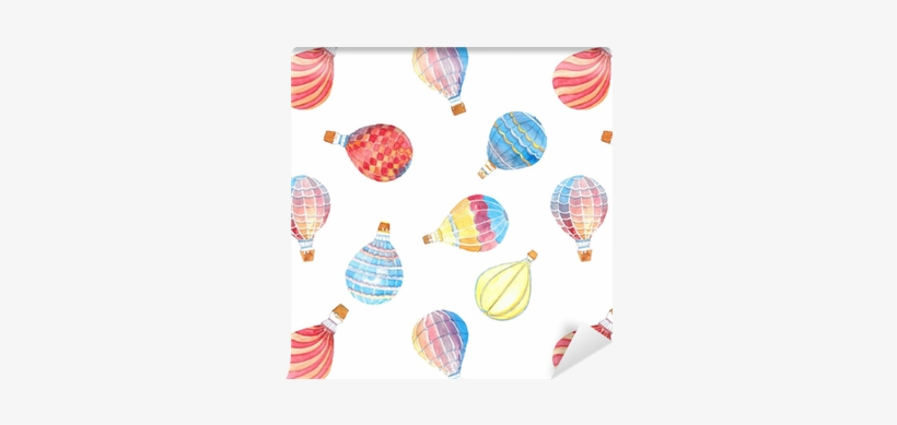 Watercolor Hand Drawn Illustration Seamless Pattern - Watercolor Painting, transparent png #642149