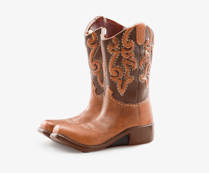 Rodeo Cowboy Boots Scentsy Warmer - Cowboy Boots Scentsy Warmer, transparent png #644413