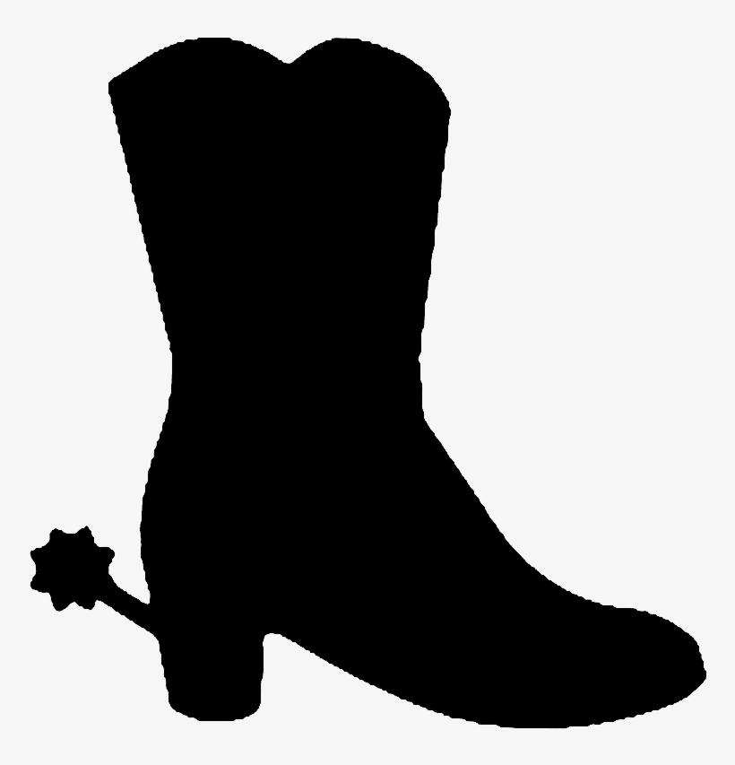 Cowboy Boot Emblem Bo - Cowboy Boot, transparent png #644536