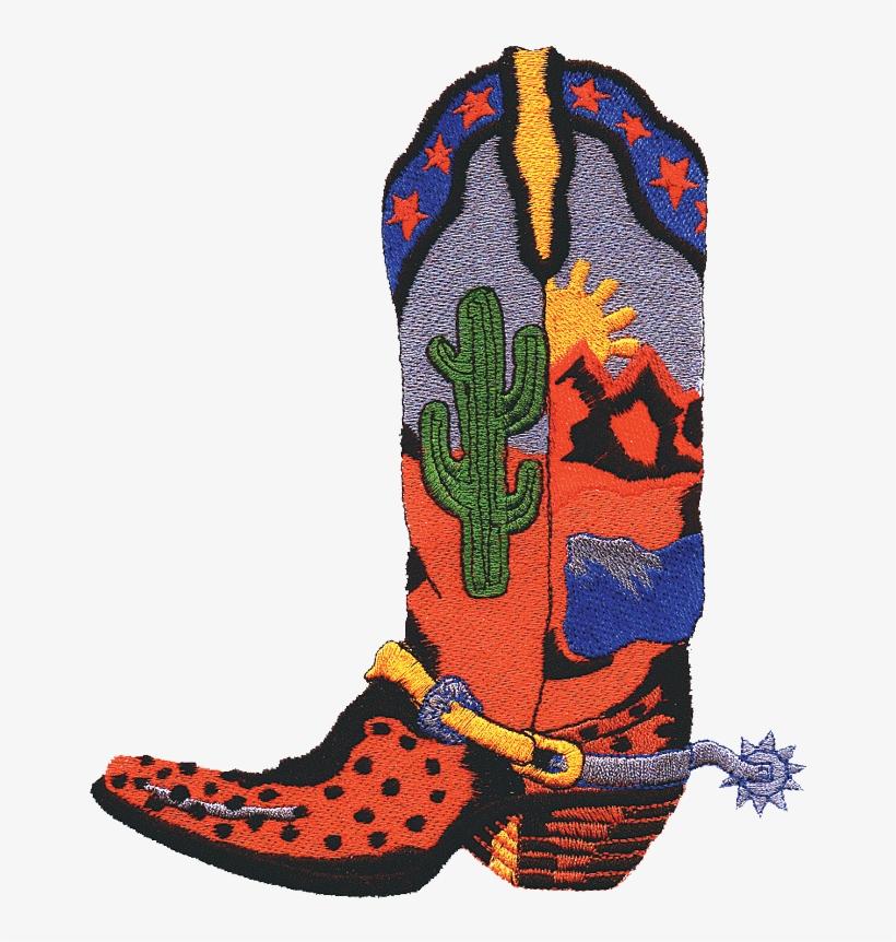 Cowboy Boot Clipart The Cliparts - Cowboy Boot Clipart, transparent png #644715