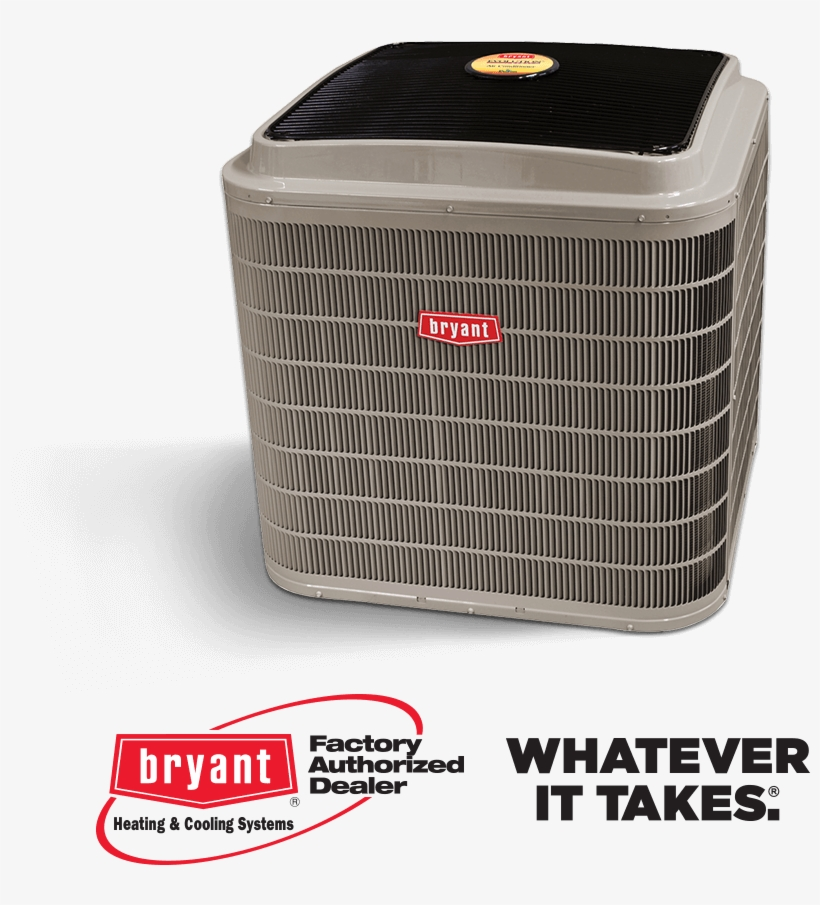 Bryant Legacy Line Air Conditioners - Bryant Air Conditioner Png, transparent png #645565