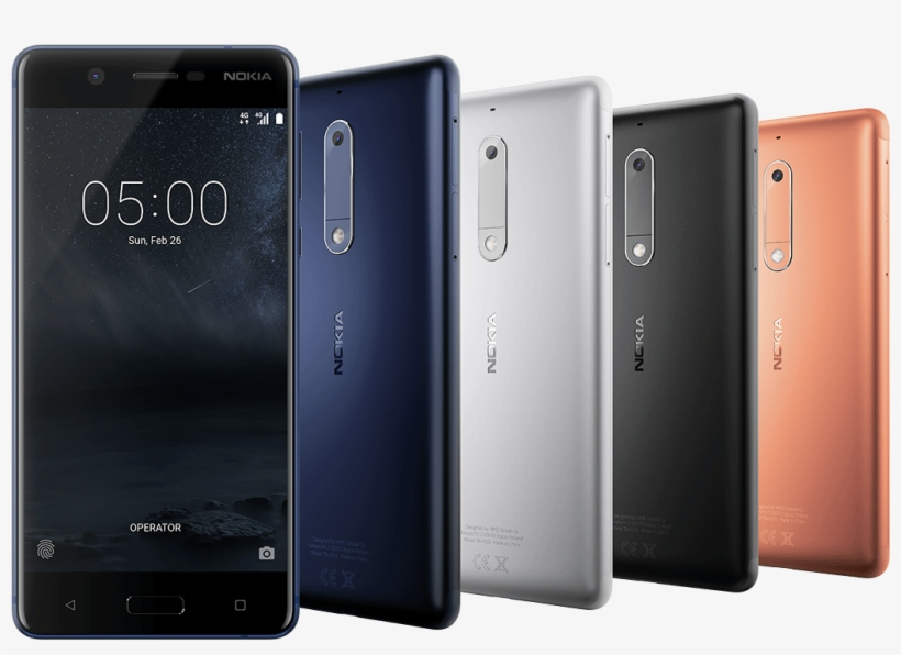 Nokia To Provide Monthly Updates To Android Phones - Nokia 3 Android Mobile, transparent png #645707