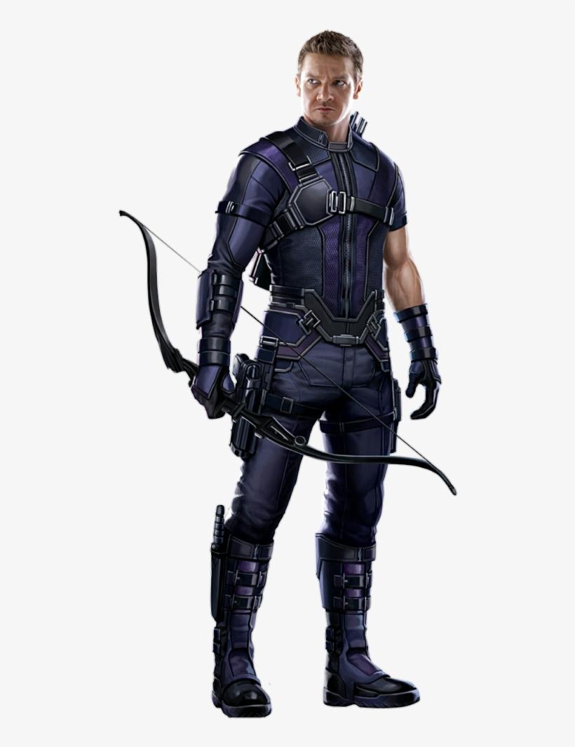 Hawkeye Png Render By Mrvideo Vidman D9y5je8 2 - Captain America Civil War Hawkeye, transparent png #645866