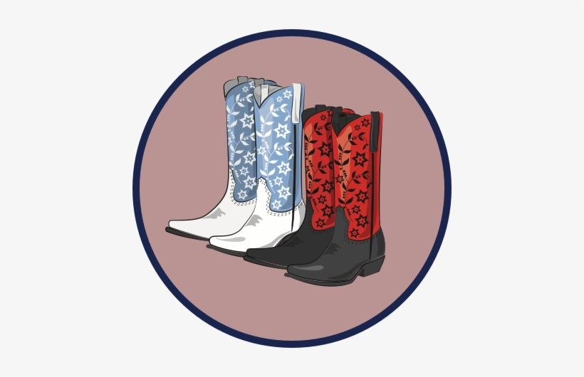 Your Boots, Your Way - Cowboy Boot, transparent png #645891