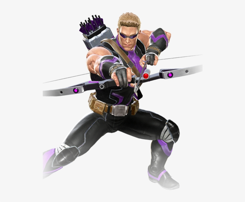 Hawkeye - Hawkeye Marvel Vs Capcom Infinite, transparent png #646136