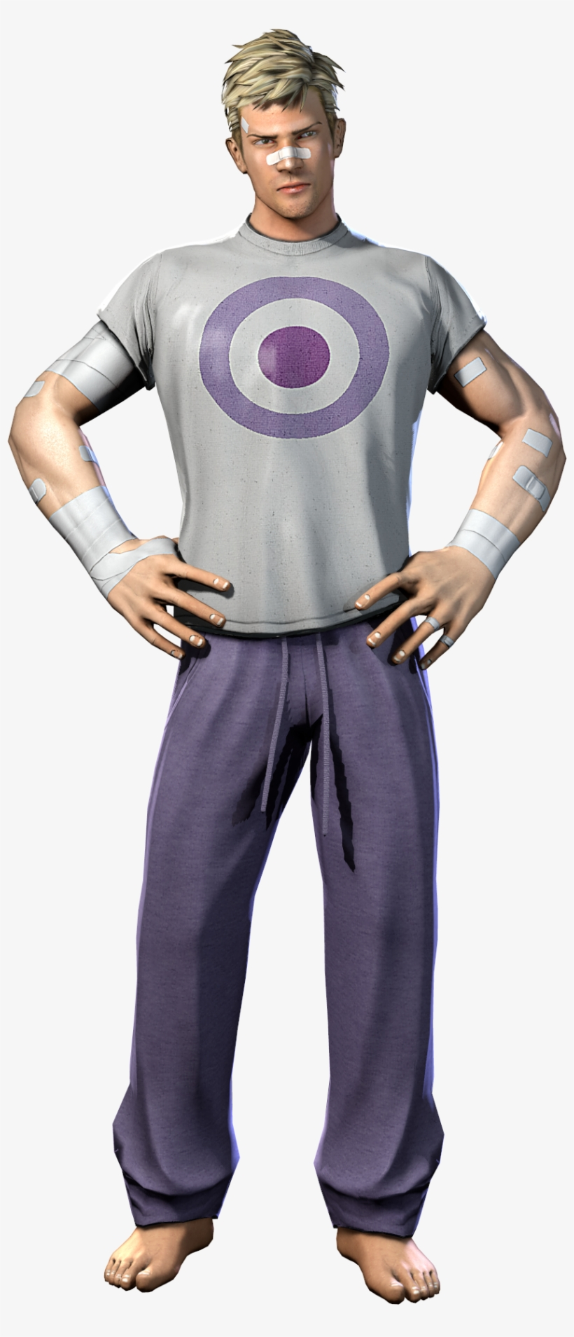 Mvc Infinite Just Reminds Me How Stupid Hawkeye's Modern - Marvel Heroes Hawkeye Costumes, transparent png #646211